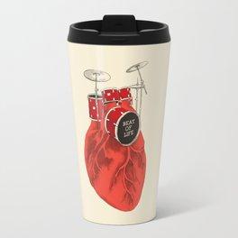 Beat of Life Travel Mug
