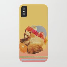 in the warm july sun iPhone Case
