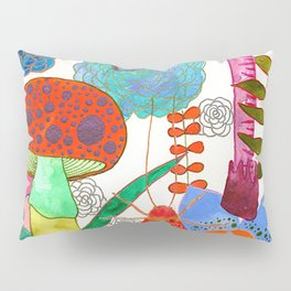 Foraging For Your Heart Pillow Sham