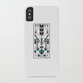Awesome Native American Tribal Indian Arrows iPhone Case