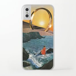 I Saw The Light Clear iPhone Case