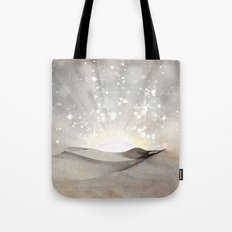 MAGIC DESERT Tote Bag