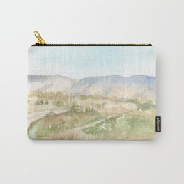 The Golan Heights - WC150615-12b Carry-All Pouch
