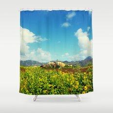 Sugar Mill Shower Curtain