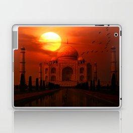 Taj Mahal Sunset Laptop & iPad Skin
