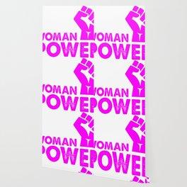 woman power feminist top Wallpaper