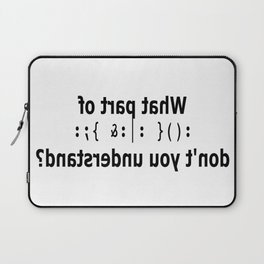 Bobsled Laptop Sleeve