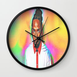 Jammer Grime Wall Clock