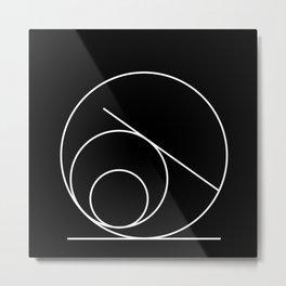 Equilibrio:01 Metal Print