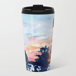 Triple Digits Travel Mug