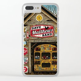 dmb2019 - Juni 18th 2019 Bethel WConstellation Brands Marvin Sands Performing Arts Center Canandaigu Clear iPhone Case