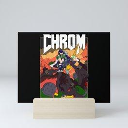 ChroM Mini Art Print