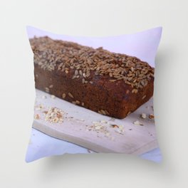 Beautiful Food by Caitlyn de Wild Throw Pillow