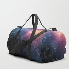 Stars and Nebulas Duffle Bag