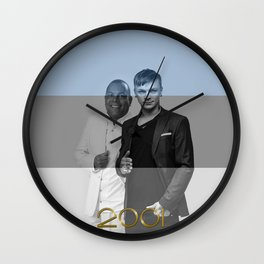 ESC Estonia 2001 Wall Clock