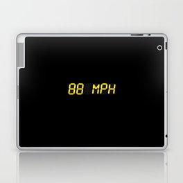 88 mph - Back to the future Laptop & iPad Skin