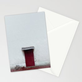 Red room Stationery Cards