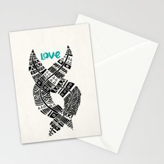 United Love Stationery Cards