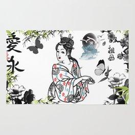 Oriental Dreaming Rug