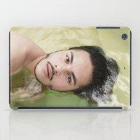 bath iPad Cases featuring BATH by Skankotron