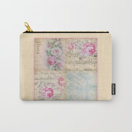 Shabby Chic 2 Carry-All Pouch