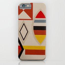Art Art shape iPhone Case