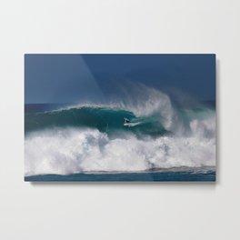 The Art Of Surfing In Hawaii 11 Metal Print