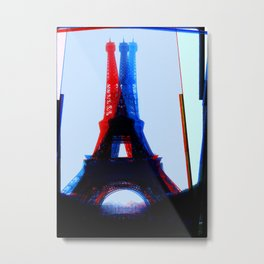Architectural Shapes #5 Metal Print