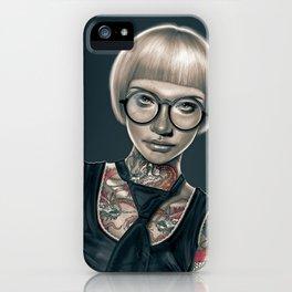 """Dragon's Mistress"" iPhone Case"