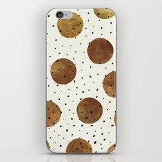 Mixed Dots iPhone Skin