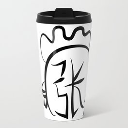 Chinese New Year of Rooster surname Cheung Travel Mug