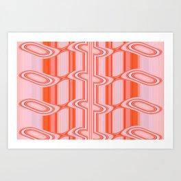 Living Coral 013 Art Print