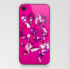 Hope's Peak Academy iPhone & iPod Skin