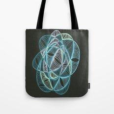 Small Nebula Two Tote Bag