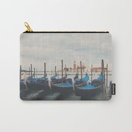 Venice gondola photograph Carry-All Pouch