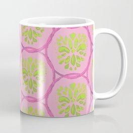Medallion Lattice Coffee Mug