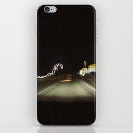 Light Scribble iPhone Skin