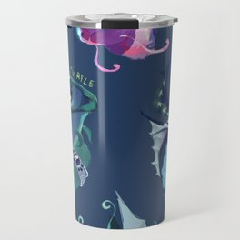 wings of fire sea Travel Mug
