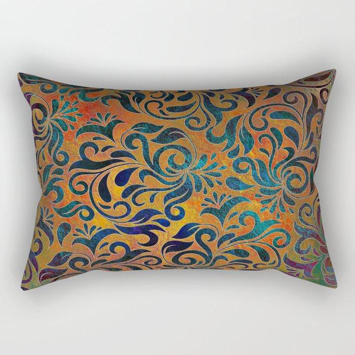 ANTIQUE PATTERN Rectangular Pillow