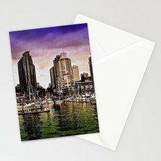 Vancouver Storm Stationery Cards