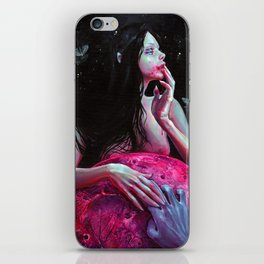Lunacy iPhone Skin