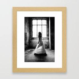 Newlywed Framed Art Print