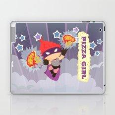 Pizzagirl Laptop & iPad Skin