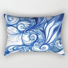 Into the Wild Rectangular Pillow