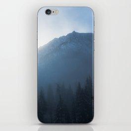 Winter Sunrise iPhone Skin
