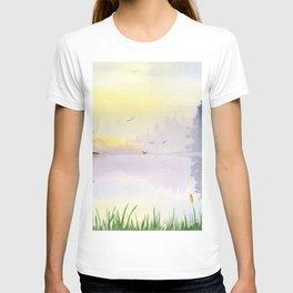Foggy Morning 3 T-shirt