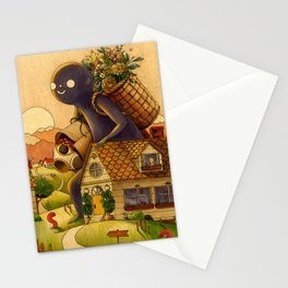 Heading Home Stationery Cards