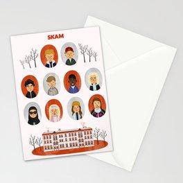 SKAM Kids Stationery Cards