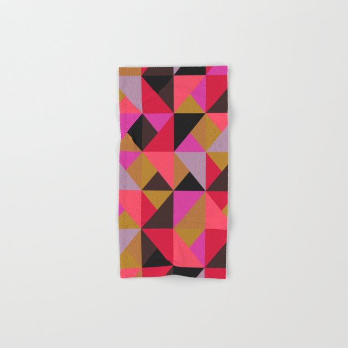 colour + pattern 19 Hand & Bath Towel