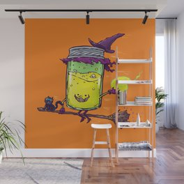 The Witch Jam Wall Mural